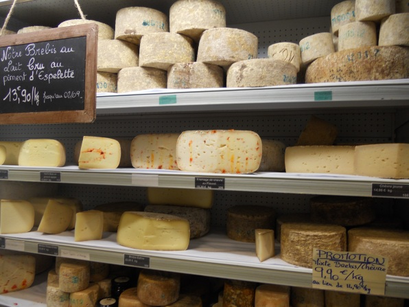 fromages basques