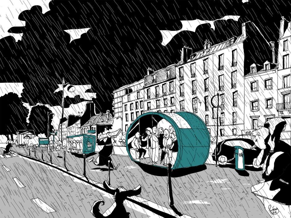 Crédit: Patrice Rambaud - Mairie de Paris