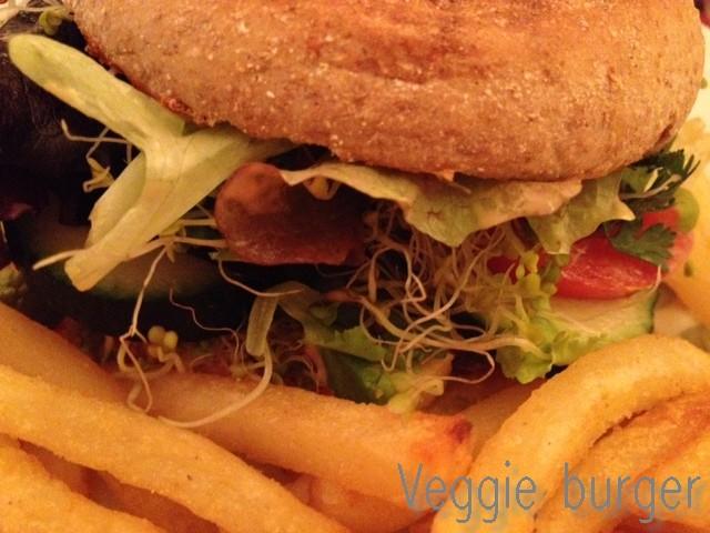 veggie burger 2