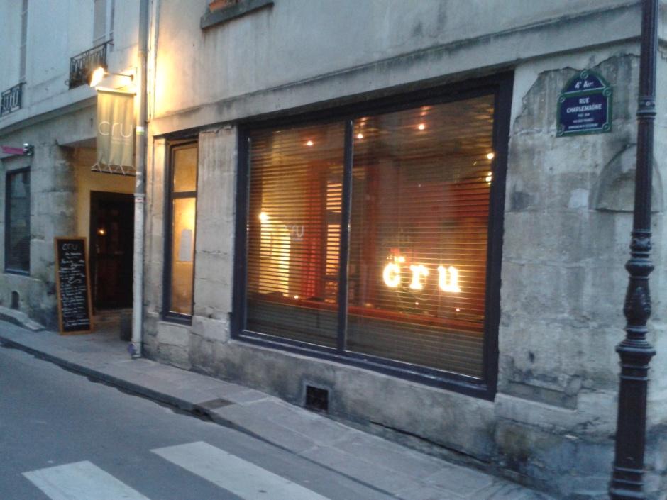 Cru - Paris 4