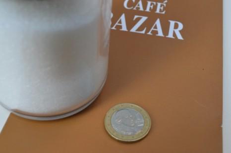 Même la pièce d'1€ arbore fièrement Mozart !