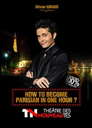 how to become a parisian in one hour