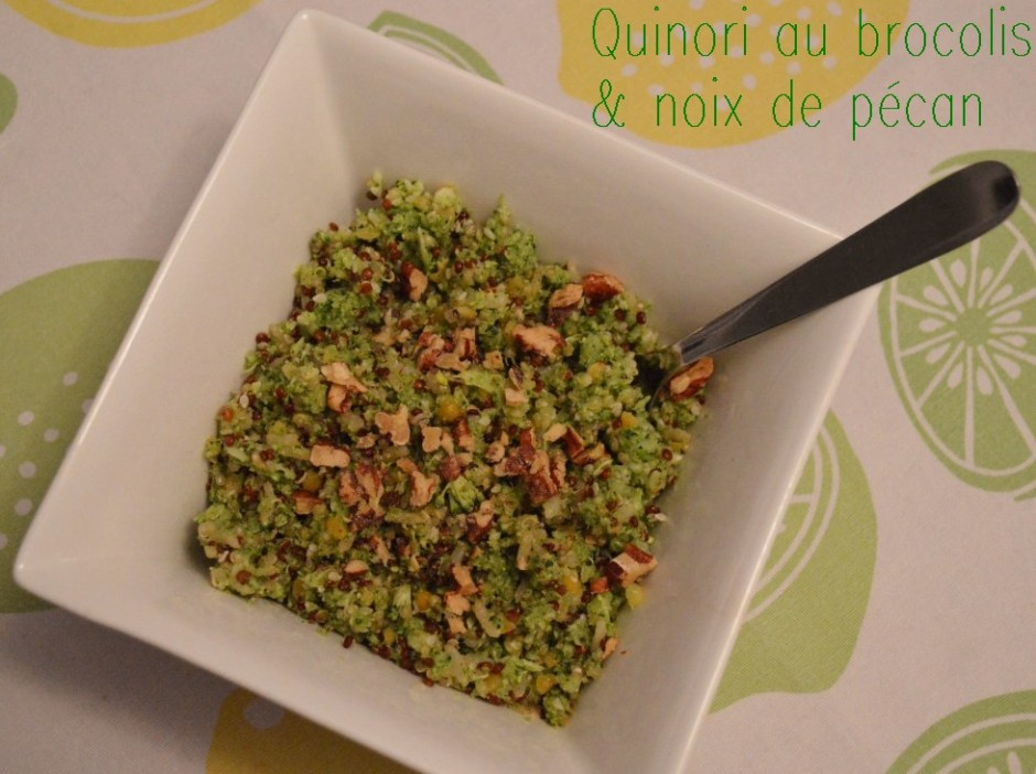 Quinori au brocolis & noix de pécan (10)