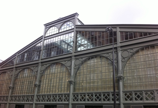 Carreau du temple - Paris 3ème (1)