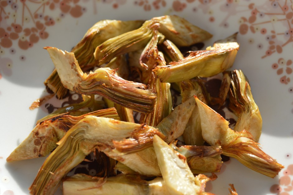 artichaut poivrade