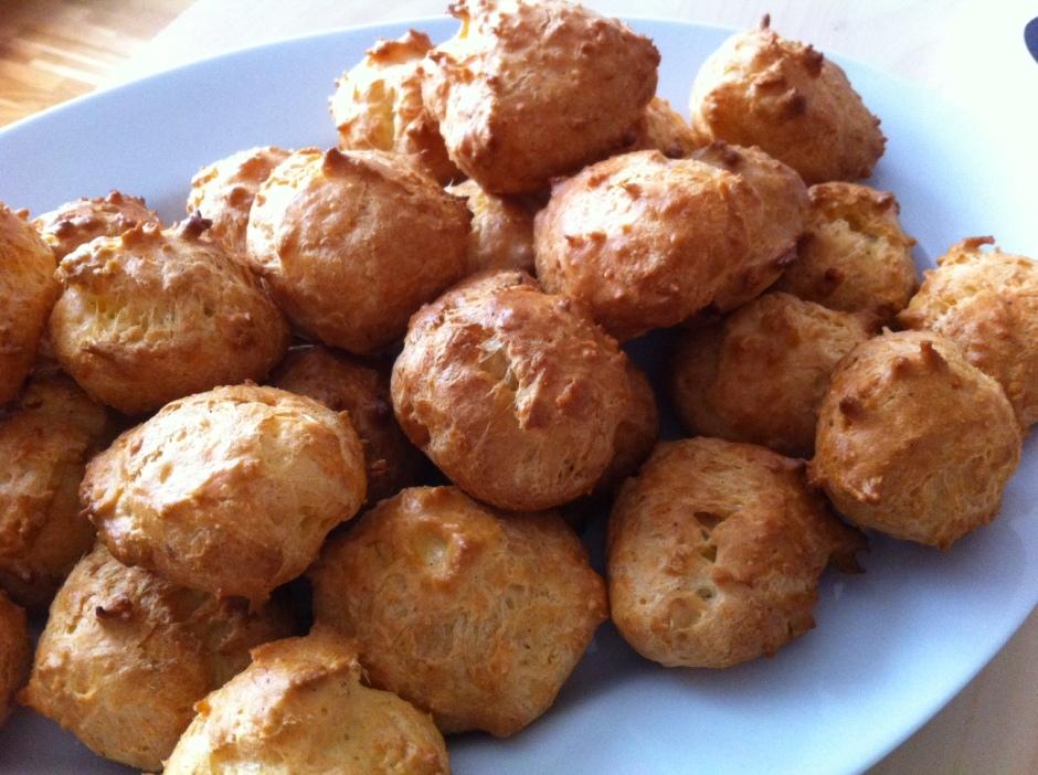 Gougères (recette facile)