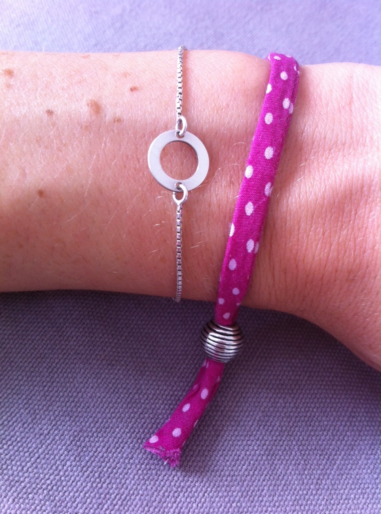 bracelet simplissime DIY
