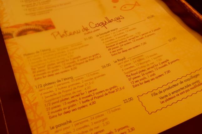 Julie - Restaurant Bouzigues (4)