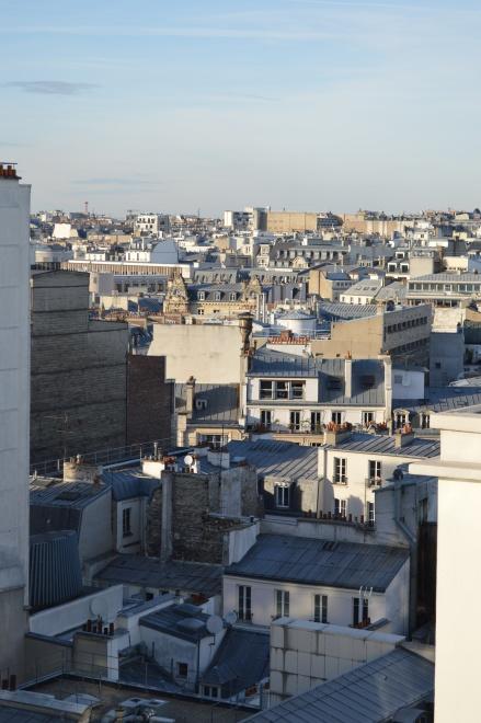 Vitrines féériques & perfect rooftop parisien (10)