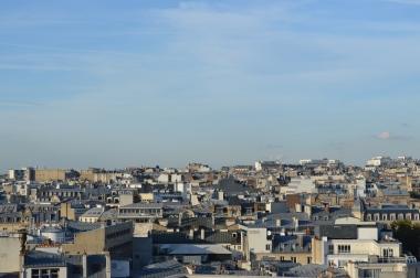 Vitrines féériques & perfect rooftop parisien (11)