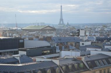 Vitrines féériques & perfect rooftop parisien (13)