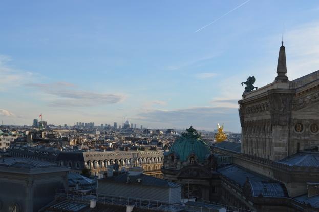 Vitrines féériques & perfect rooftop parisien (2)